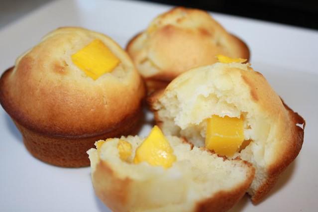 mango muffin (12) | Flickr - Photo Sharing!