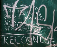RECOGNISE - Chesham Poetry