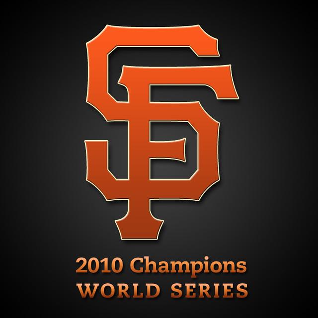 sf giants 2010 world series champions!