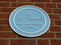 Photo of Blue plaque № 1734