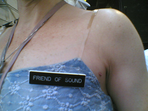 Friend of Sound