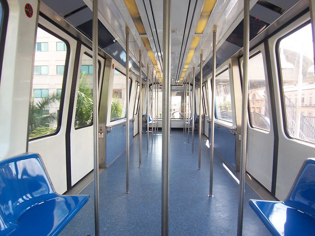 miami metro mover interior flickr photo sharing