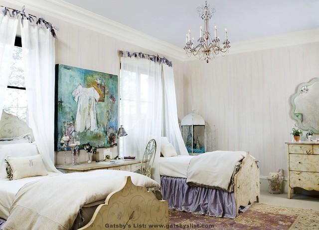 Villa Sienna girls room