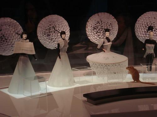 Instalação de Júlio Dojcsar, Jum Nakao e Kiko Araujo no Olho do MON