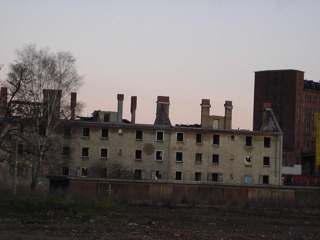 Dessau – kaputt.
