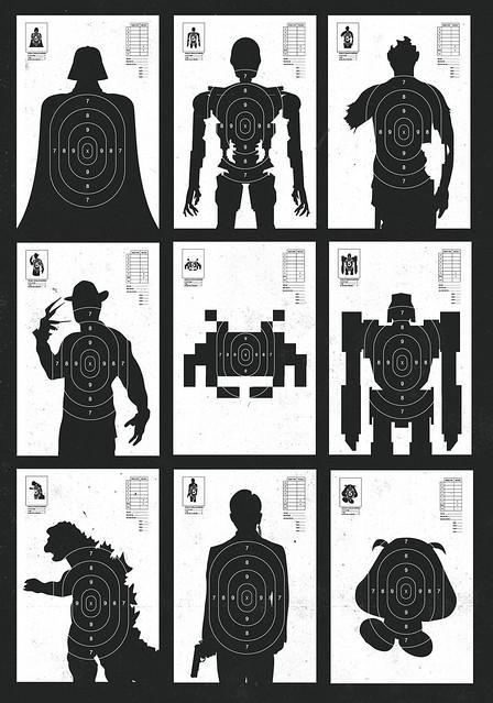 Shoot the Baddies - 05 / 01 / 09