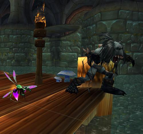 DK Roo, Fishing Bug