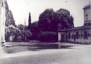 Old British embassy building
