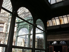 Arcadia inside the green room 1