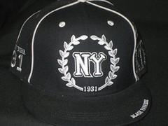 NY Black Yankees polo cap ($25)