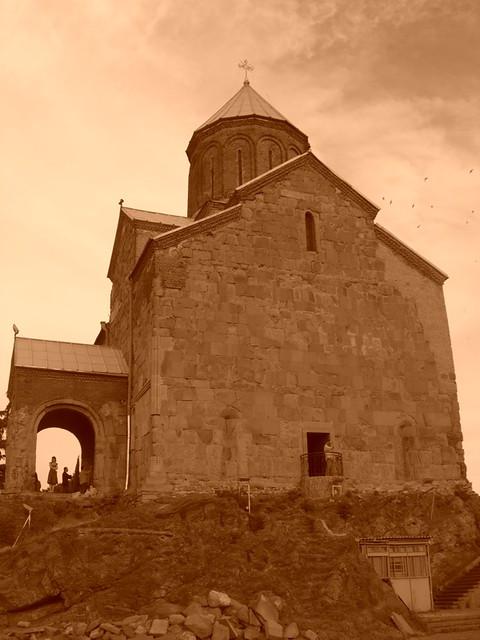 Metekhi Church - Tbilisi, Georgia