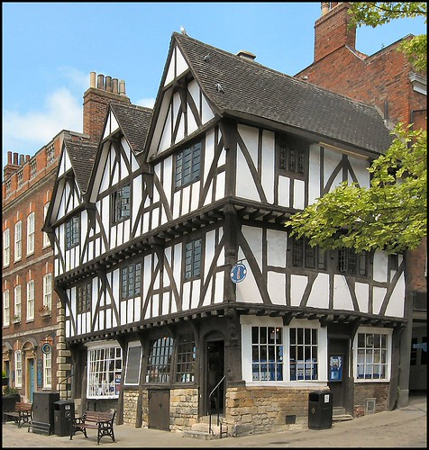 Leigh-Pemberton House, Castle Square, Lincoln by Lincolnian (Brian)