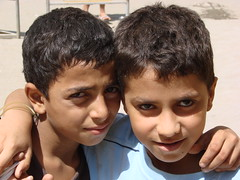 Egyptian kids