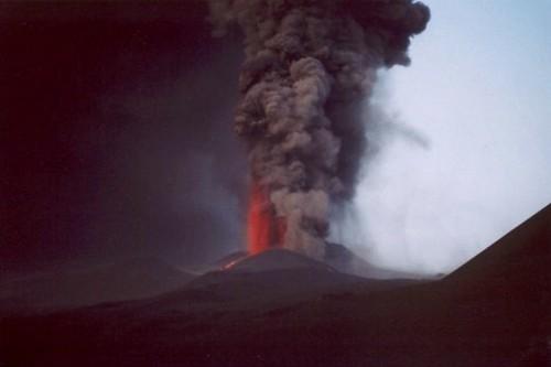 Etna, nuova eruzione$