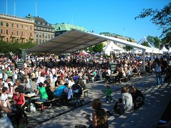 The Taste of Stockholm festival