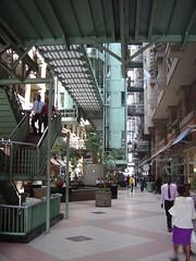 Zimbabwe Harare Eastgate Shopping Mall