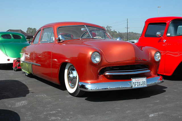 1949 Chopped Ford Hot Rod Html Autos Post
