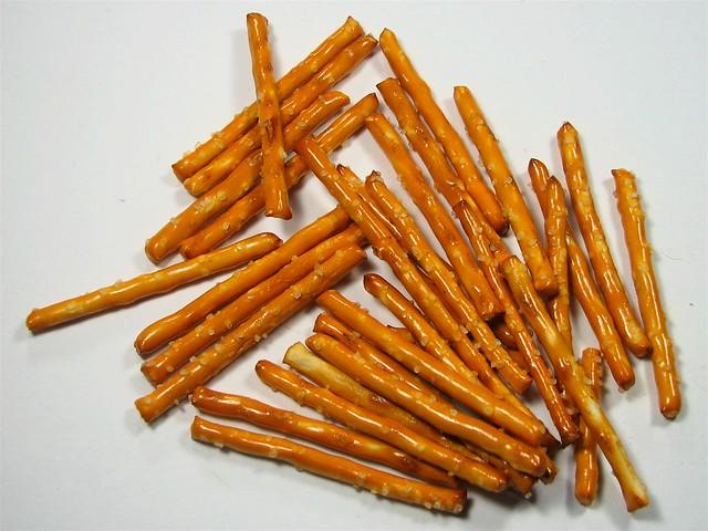 Pretzel Sticks Good General Purpose Interconnects Part