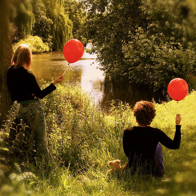 The red balloon diaries *6