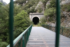 Tunel abandonado - Photo of Le Bousquet