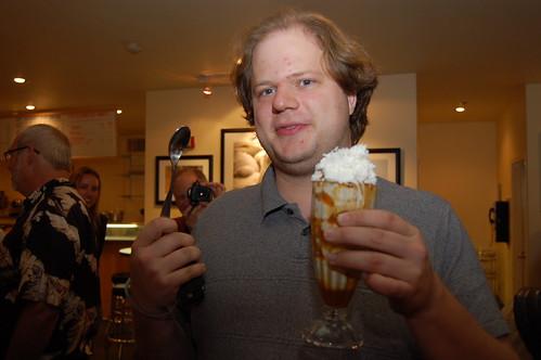 SV Flickr Meetup: Ice Cream Man