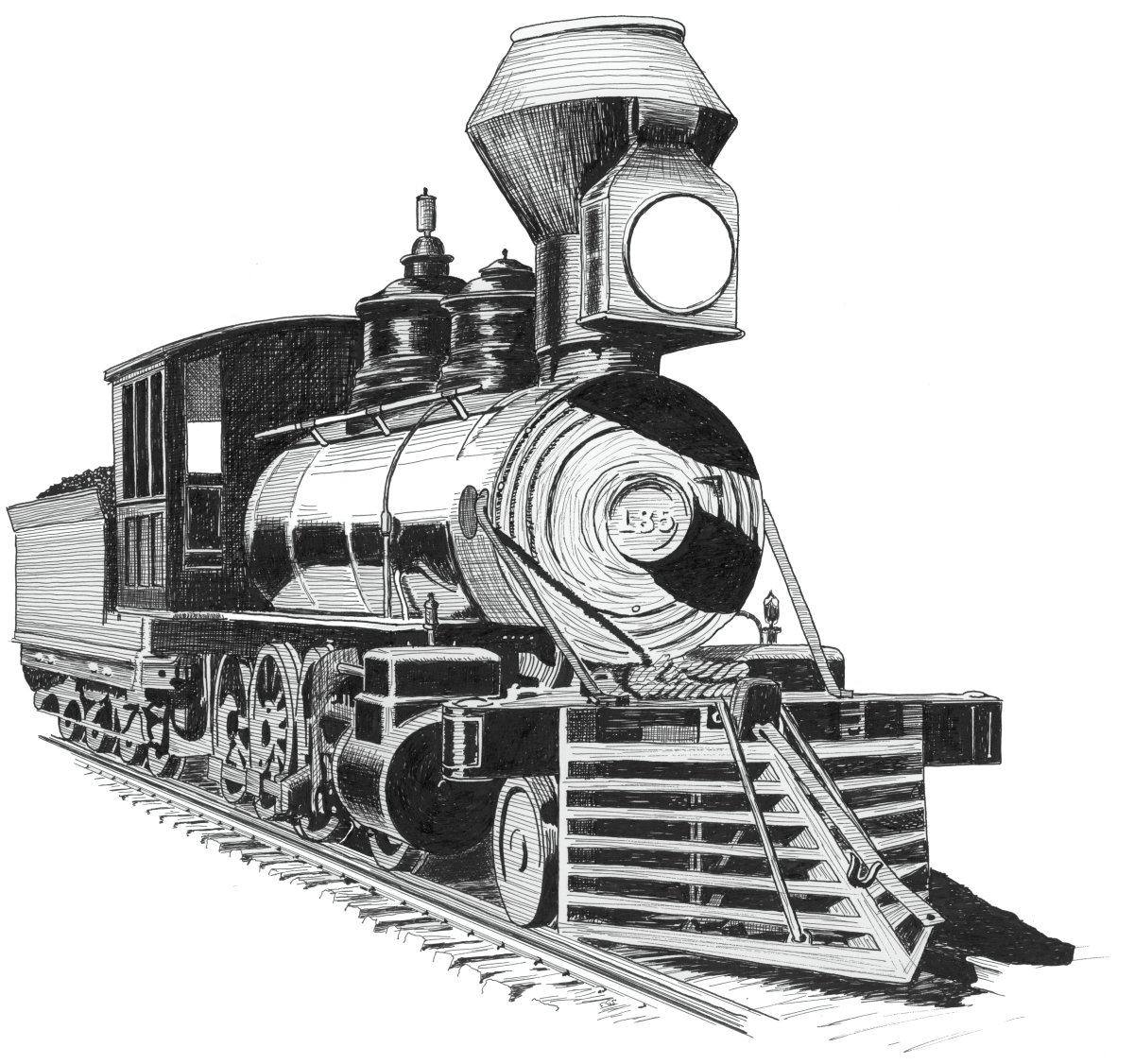 Locomotive - a photo on Flickriver