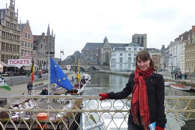 Graslei y KorenleiGent/Gand (Gante)Bélgica 2010