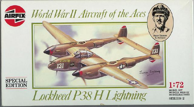 Lockheed P38 H Lightning