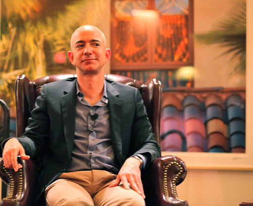 jeff Bezos: Fondateur de Amazon