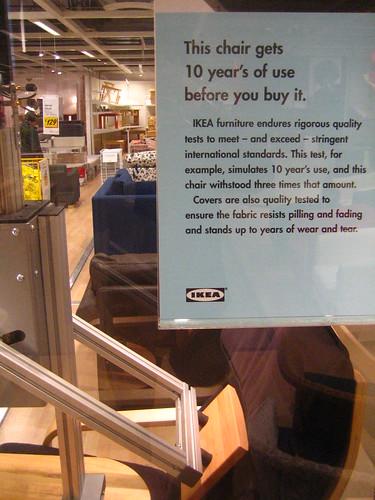 typo on Ikea sign