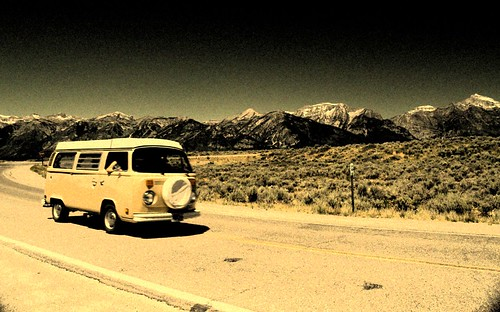 Volkswagen Trip To Wyoming