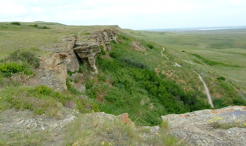 Head-Smashed-Inn Buffalo Jump