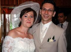 Kasia&Marcin wedding'07