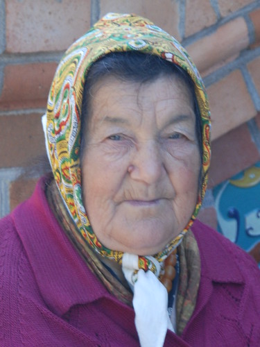 Russian Lady In 93