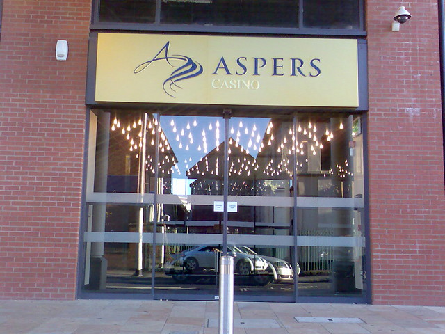 Aspers casino jobs