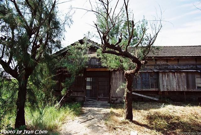 鹿耳門日式舊宿舍