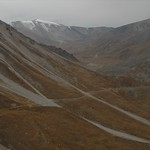 Tian Shan Mountains Outside Almaty, Kazakhstan
