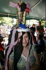 funny hat contestants    MG 3964