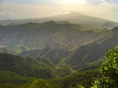 Anaga-Gebirge