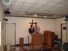 Preaching at Tsurumi Church