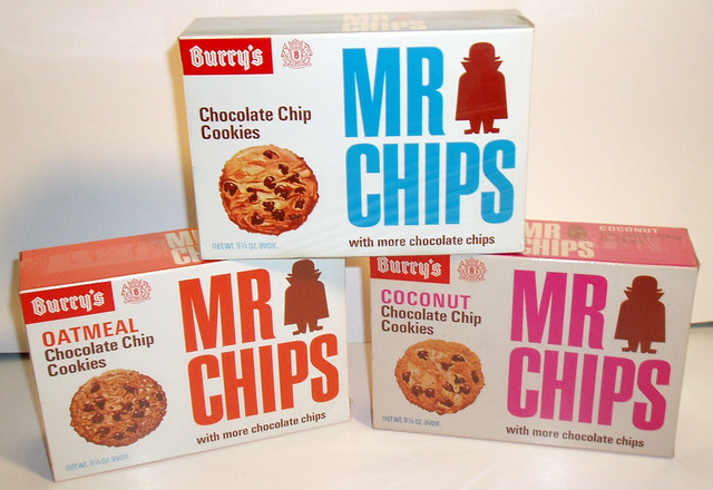 Mr Chips boxes