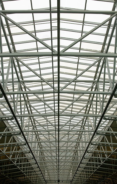 Fraport Terminal 2 Ceiling II