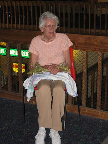 Granny at FunSpot
