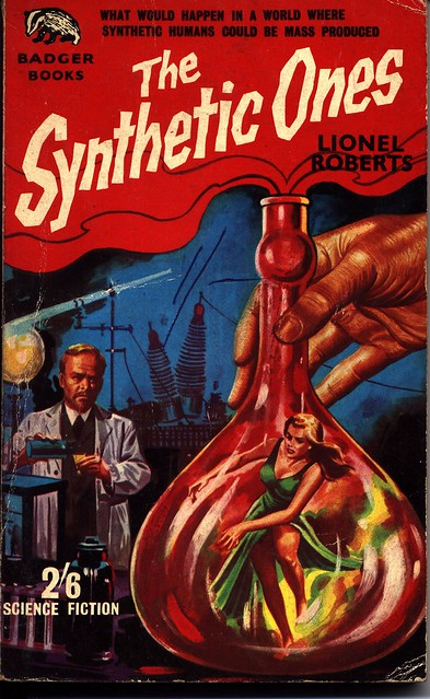 Lionel Roberts: The Synthetic Ones