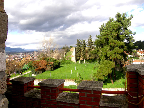 clock grass view hellas greece trikala thessalia ρολόι ελλαδα πράσινο θέα ψηλά γρασίδι θεσσαλια τρικαλα