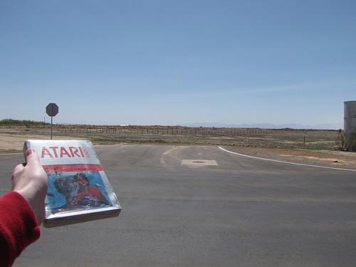 ET Dump, Alamogordo, NM