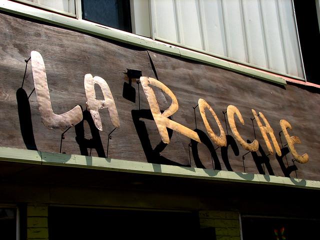 Header of la roche