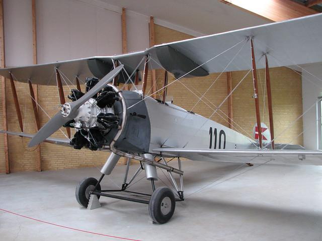 AVRO 504N (L.B. I)