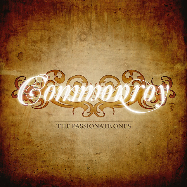 Commonroy - Passionate Ones CD Cover