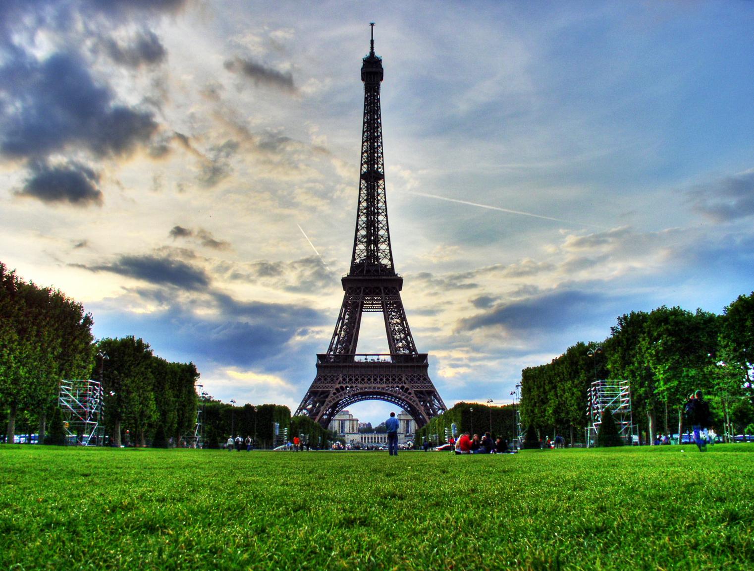 Paris App Tour